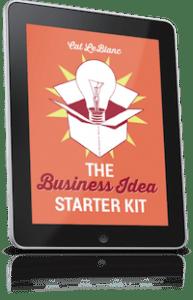 IPAD Business Idea Starter Kit 200x310 copy