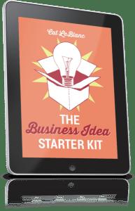 Business Idea Starter Kit