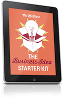 IPAD Business Idea Starter Kit 148x200