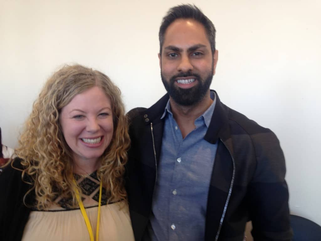 Meeting Ramit Sethi