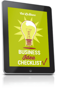 Business Idea Checklist