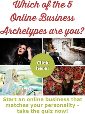 Which of the 5 Online Business Archetypes Are You?