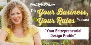 Business Satisfaction & Your Entrepreneurial Design Profile