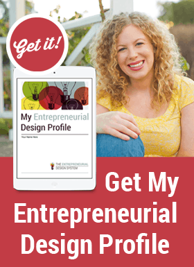 Get your Entrepreneurial Design Profile